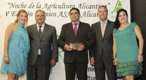 Premios Asaja Uvasdoce