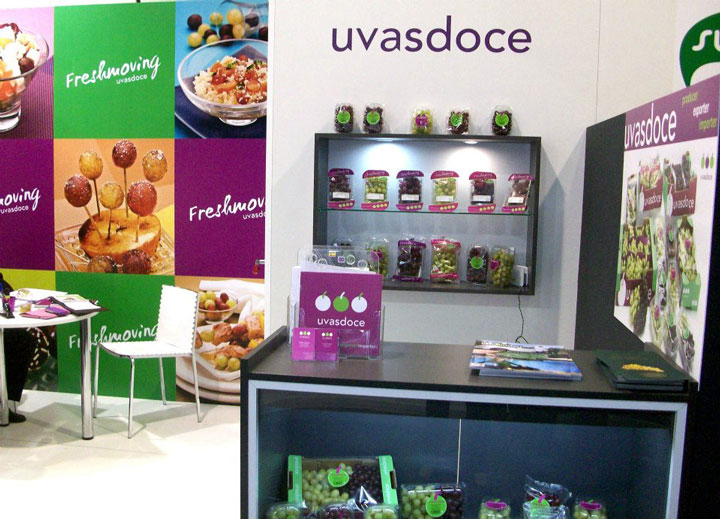 Stand Fruit Logistica 2013 de Uvasdoce