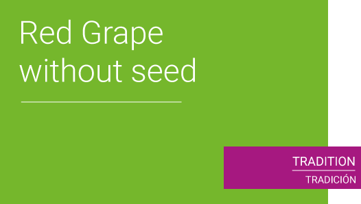 Red Grape without seeds