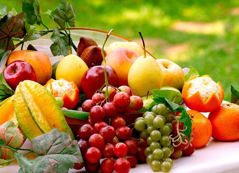 La fruta no te hace engordar