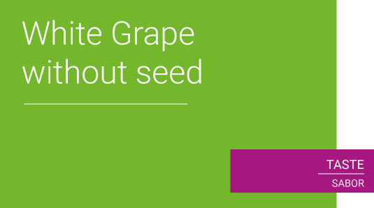 White Grape without seeds
