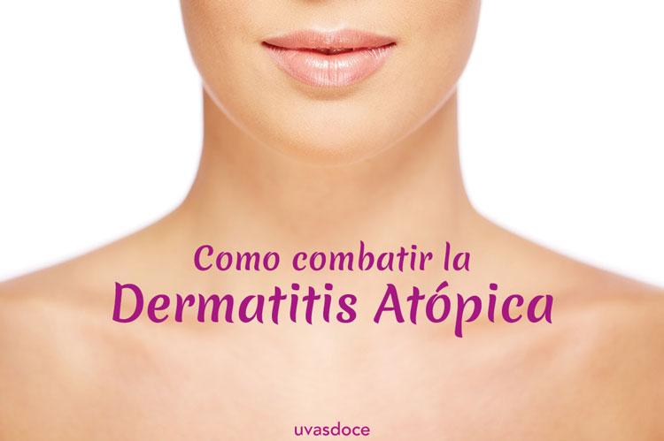 Cómo combatir la dermatitis atópica