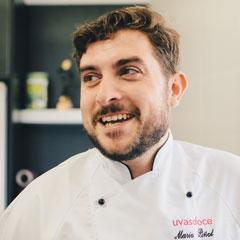 Mario Piñol (Chef en Yeguada Lagloria)