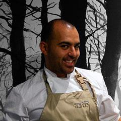 Raúl Martínez (Chef en Auroch Restaurante)