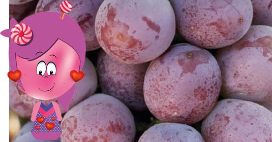 Uva espcial Candy sin semilla