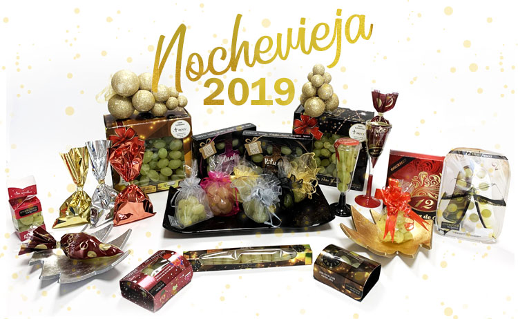 Nochevieja 2019 con Uvasdoce