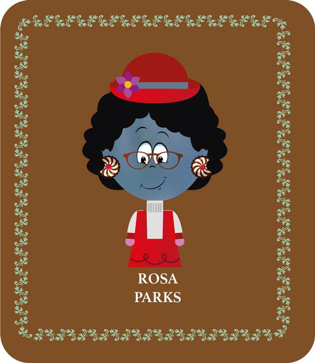 Candy Crunch homenaje a Rosa Parks