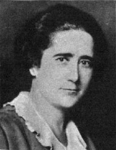 Retrato de Clara Campoamor