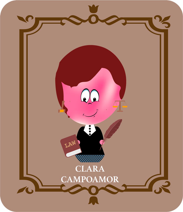Candy Snaps y Clara Campoamor