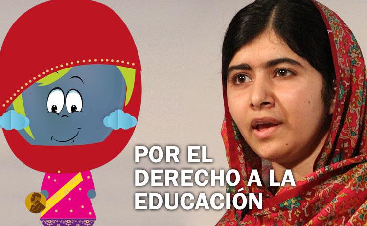 Malala y su lucha por la educación