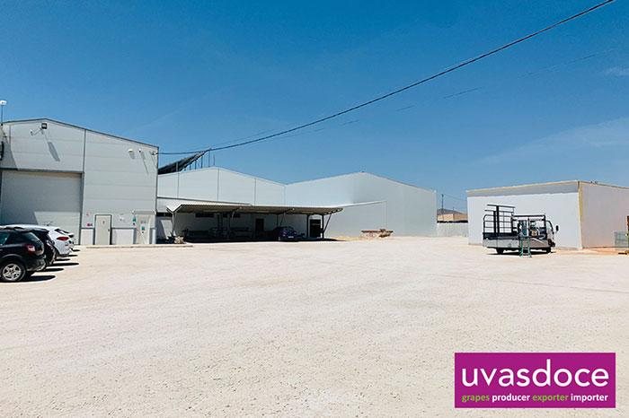 Nuevas instalaciones de Uvasdoce