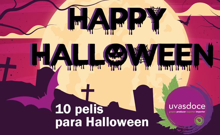 10 películas para pasar este Halloween