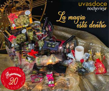 Catálogo Uvasdoce Nochevieja