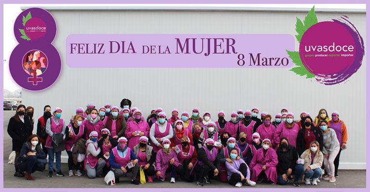 Felicitación por el Día de la Mujer