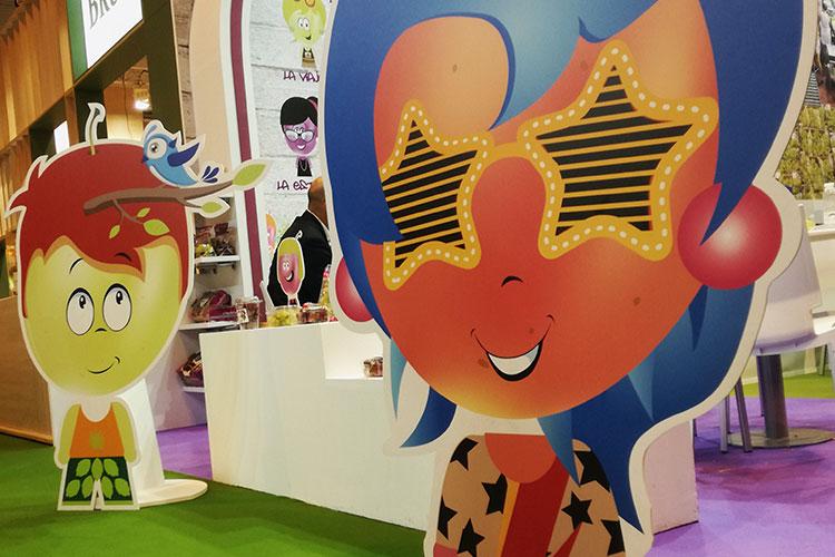 Las imprescindibles en feria Fruit Attraction 2021